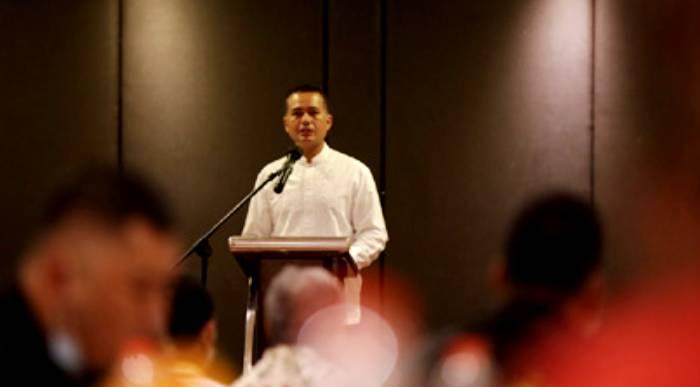 Musa Rajekshah Harap KONI Sumut Bantu Pemerintah Dongkrak Prestasi Olahraga