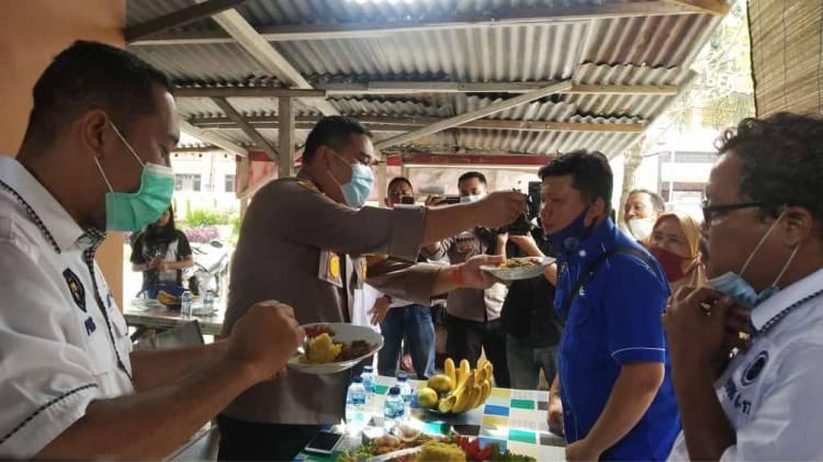HUT WUPDS G-17, Wakapolresta Deli Serdang Apresiasi Kerjasama Sehingga Dongkrak IMM