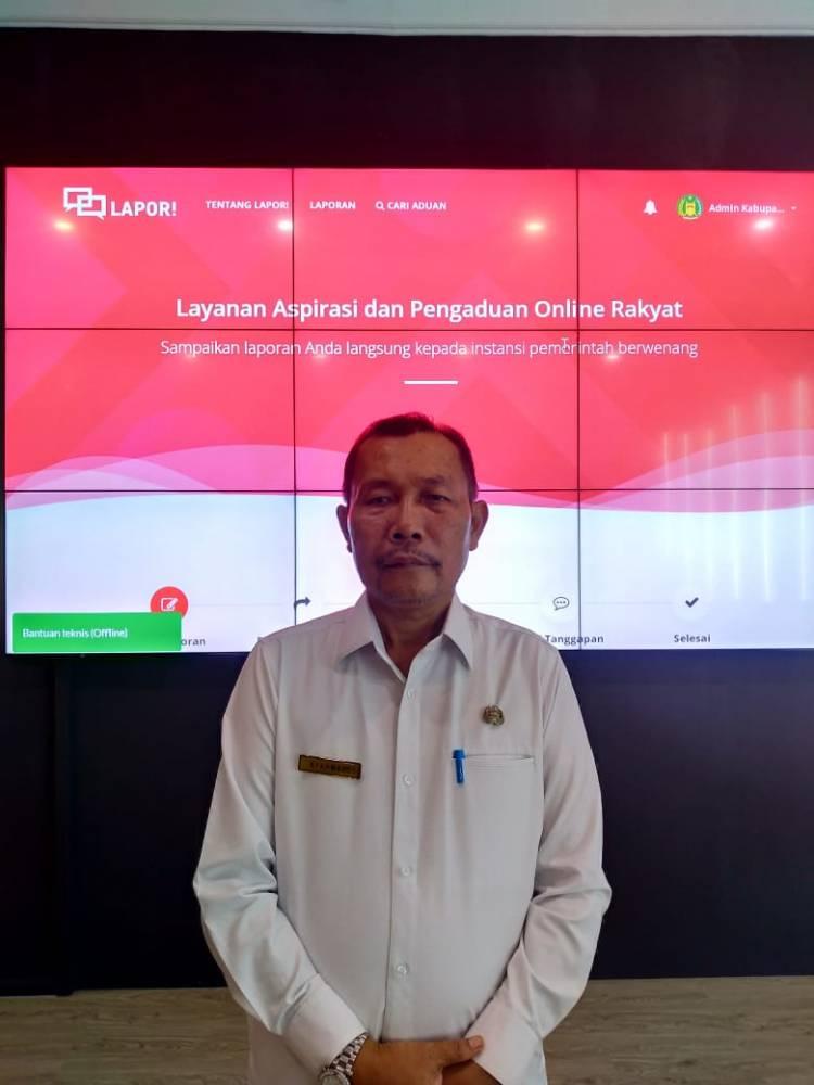 Tiga Tahun Berturut, Diskominfo Langkat Over Target RPMT, Syahmadi: Insya Allah Langkat Kembali Raih WTP 2020