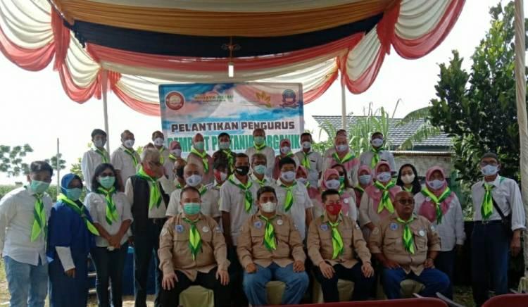 Yayasan Budaya Hijau Indonesia Melantik Relawan Pencinta Lingkungan Hidup