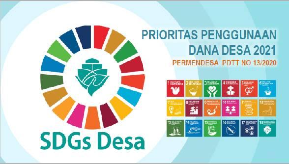 Mendes PDTT Abdul Halim Iskandar Fokuskan Tiga Prioritas Penggunaan Dana Desa Tahun 2021