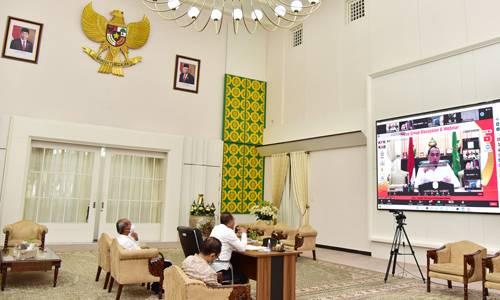 Gubernur Apresiasi Perhatian KAD dalam Pencegahan Korupsi di Sumut