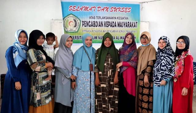 Evaluasi Pembelajaran Daring di Masa Pandemi Covid 19, Dosen UMN Al-Washliyah Implementasikan Model CIPP di SMP Swasta Pembangunan Deli Serdang