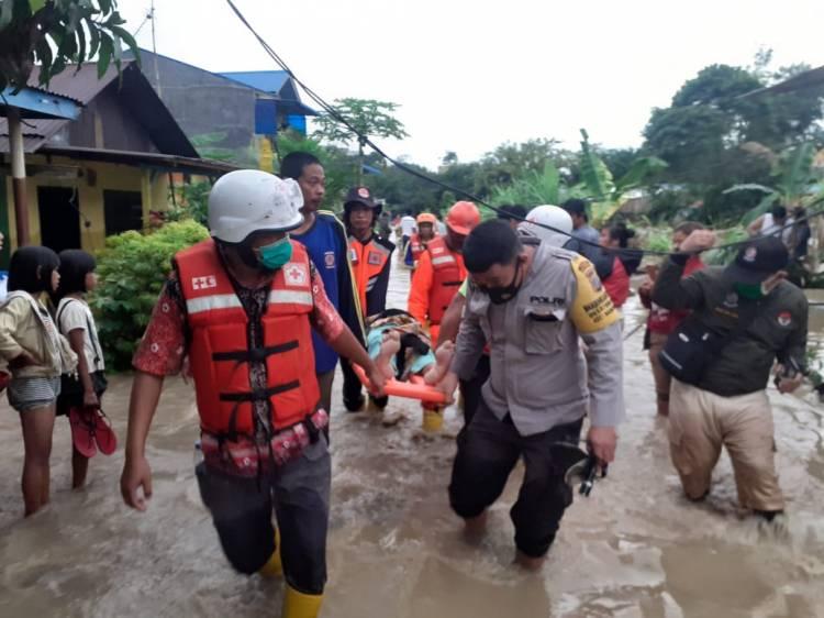 Banjir dan Longsor Terjang 4 Desa di Kecamatan Namorambe