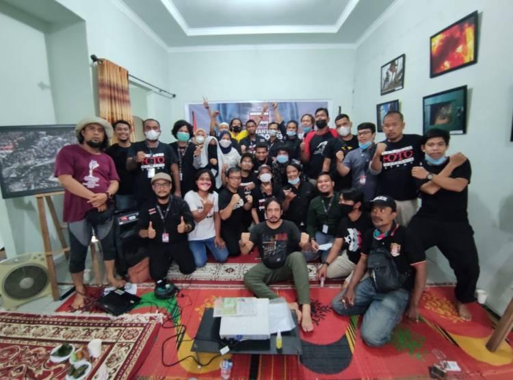 Musda PFI Medan Digelar, Rahmad-Arifin Terpilih Pimpin 2020-2023