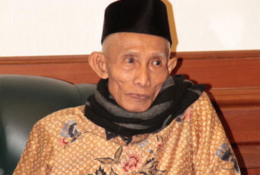 PCNU Binjai Tahlilan Wafatnya Rais Aam PBNU KH Sahal Mahfudh