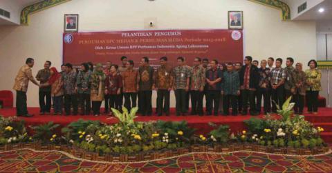 BPC Perhumas Medan 2015-2018 Dilantik