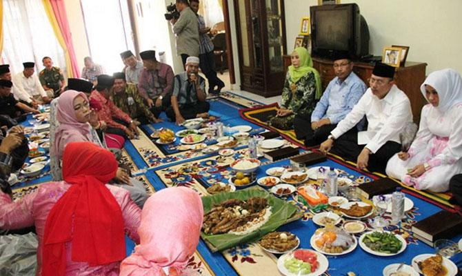 Parsadaan Marga Rambe Upah-upah Walikota dan Wakil Walikota Medan