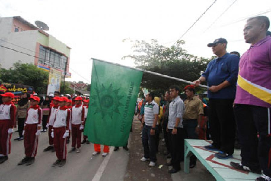 Dikdasmen Muhammadiyah Medan Gelar Gebyar Kreatifitas Siswa dan Olimpiade Sains