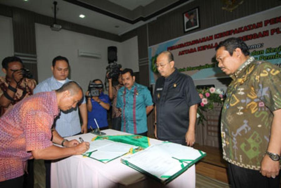 Plt Walikota Medan Tak Suka Pimpinan SKPD Banyak Cakap