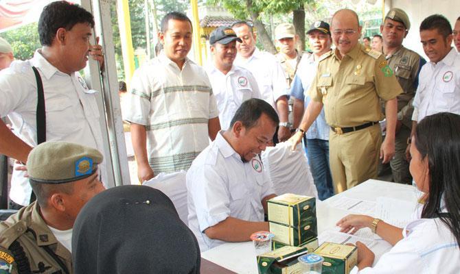 Wartawan Pemko Medan Donor Darah, Eldin Apresiasi