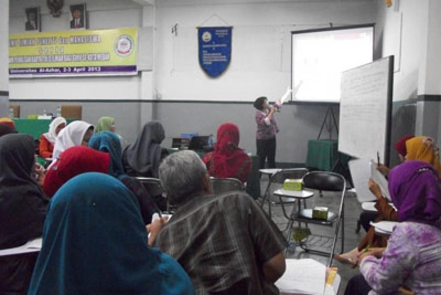 Universitas Al Azhar Medan Adakan Pelatihan Penulisan Karya Ilmiah