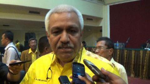 Kubu ARB Tolak Konsolidasi Agung Laksono di Medan