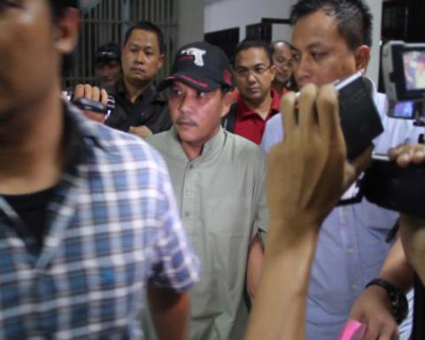 Mantan Bupati Aceh Utara Ditangkap di Deli Serdang