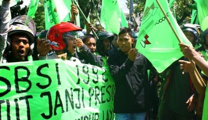 DPC SBSI 1992 Minta Pemko dan DPRD Medan Panggil Perusahaan PT JBIPM dan PT GMP