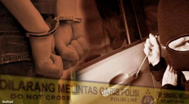 Polsek Medan Timur Ringkus Dua Pencuri Betor di Jalan Bilal Medan