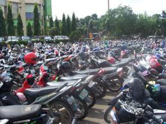 Tarif Parkir PRSU Tidak Sesuai Tarif Tiket