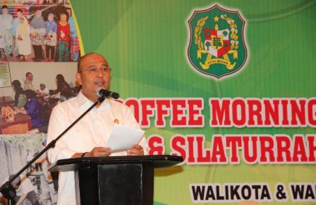 Walikota Medan : Ada Oknum Camat, Lurah, Kepling Minta Uang! Laporkan ke Saya