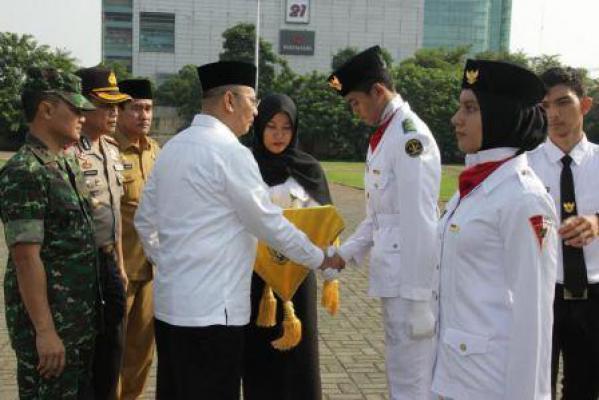 Walikota Medan Sambut Positif Lomba Kreasi Gelar Aksi Paskibra 2016
