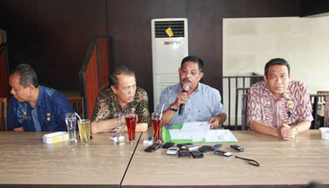 Rahudman: Eldin Bukan Plt Walikota Medan