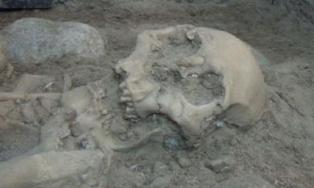 Kerangka Manusia Berusia 5.000 Tahun Ditemukan di Langkat