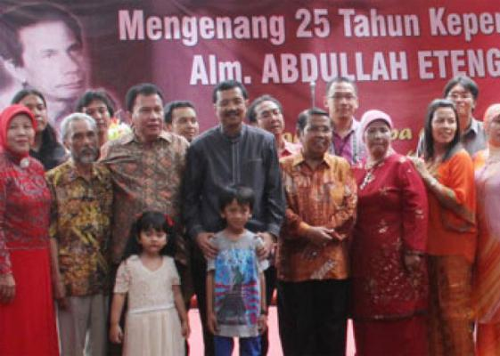 Abdullah Eteng Layak Jadi Inspirasi Kaum Muda