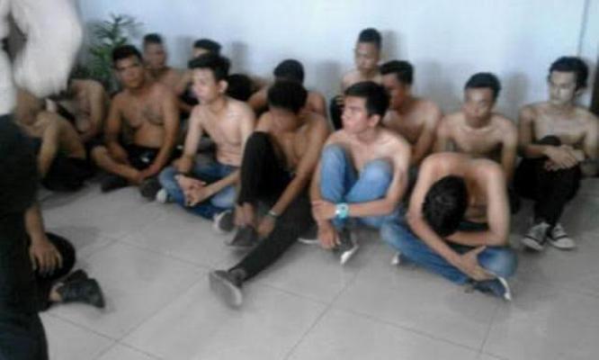 Ikut Demo di Walikota, 21 Siswa Sekolah Diamankan Polresta Medan