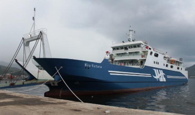 KMP Wira Victoria Akan Layani Penyeberangan Sibolga-Nias