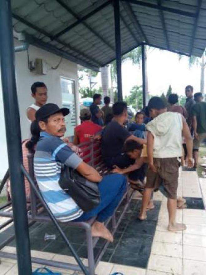 Rekan Kerja Dipukul Oknum Polisi, Karyawan PT RBP Datangi Polres Deli Serdang