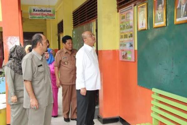 Sebanyak 44.191 Siswa SD di Medan Ikuti Ujian Nasional