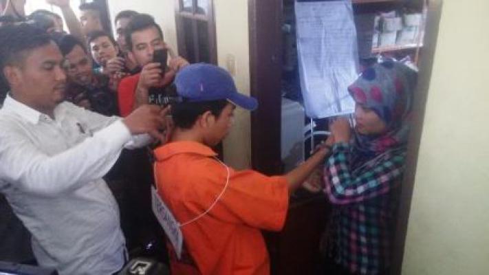 Terkait Pembunuhan Dosen UMSU, Penjaga Kebersihan Ketakutan Lihat Tersangka