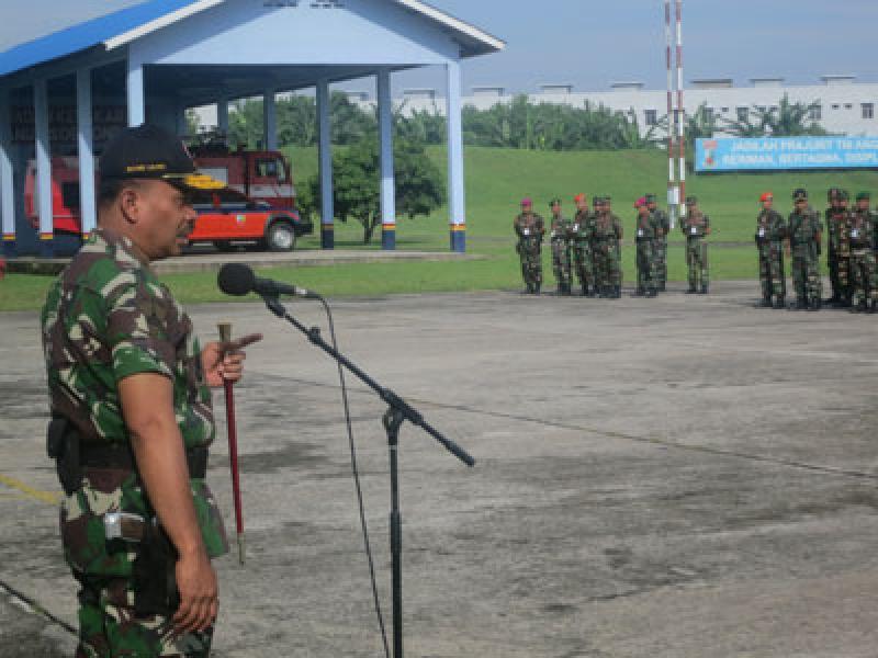 TNI dan ATM Ajak Masyarakat Tidak Terpengaruh Ajakan Teroris