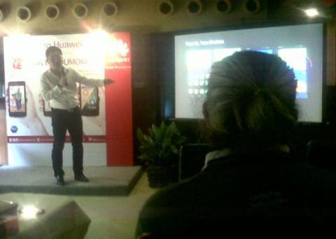 Huawei Y3: Ponsel Pintar Kualitas Hotel Bintang Lima, Harga Kaki Lima