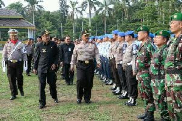 4.016 Personil Disiagakan Polsa Sumut untuk Pengamanan Idul Fitri