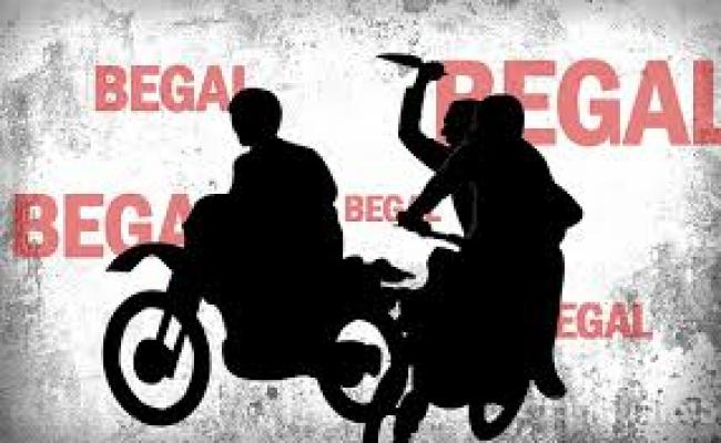 Baru Keluar Penjara, Riki dan Iskandar Begal Polisi di Jalan Yos Sudarso Medan