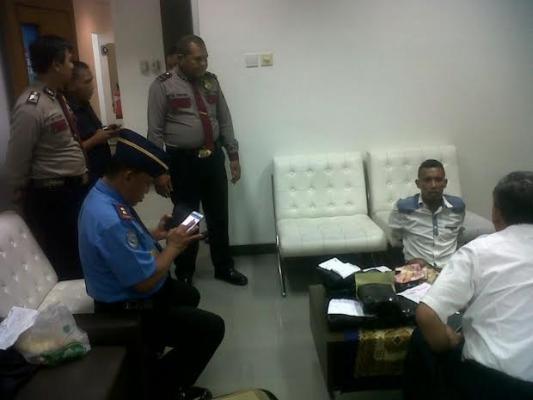 Bawa Ganja 14 Kg, Penumpang Lion Air Diamankan di Bandara Kuala Namu