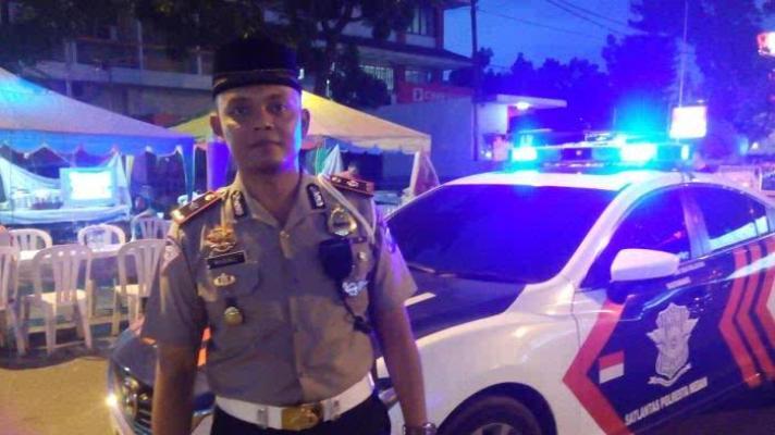 Kasatlantas Polresta Medan: Perbanyak Sabar Tugas di Bulan Ramadhan