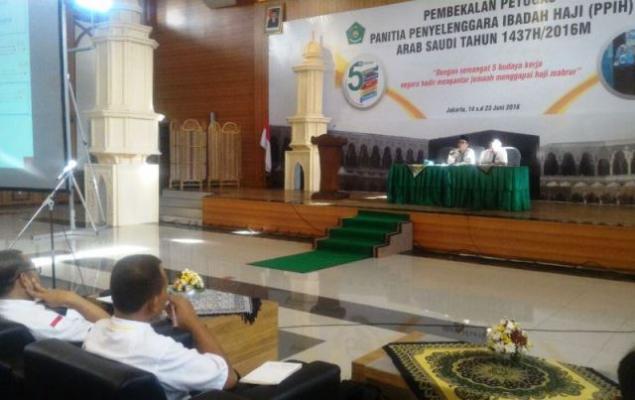 Petugas Haji Harus Melayani dan Melindungi Jamaah