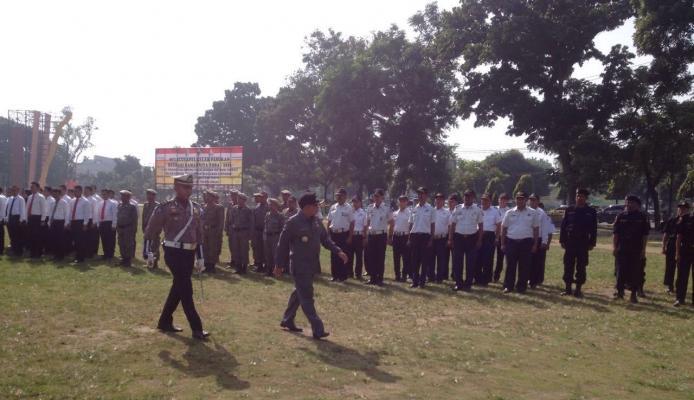 Polres Binjai Gelar Pasukan Operasi Ramadaniya
