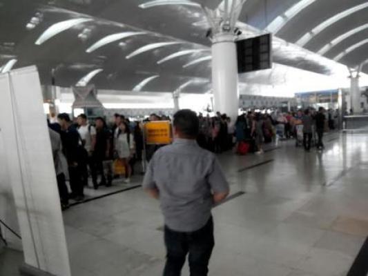 Ruang Tunggu Tak Nyaman, Pengelola Bandara Mengaku Belum Ada Terima Laporan