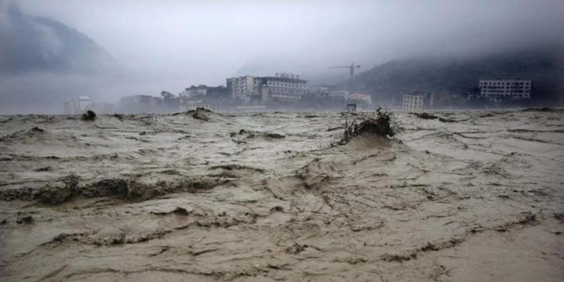 Satu Tewas dan Ribuan Rumah Terendam Akibat Banjir di Kota Padang