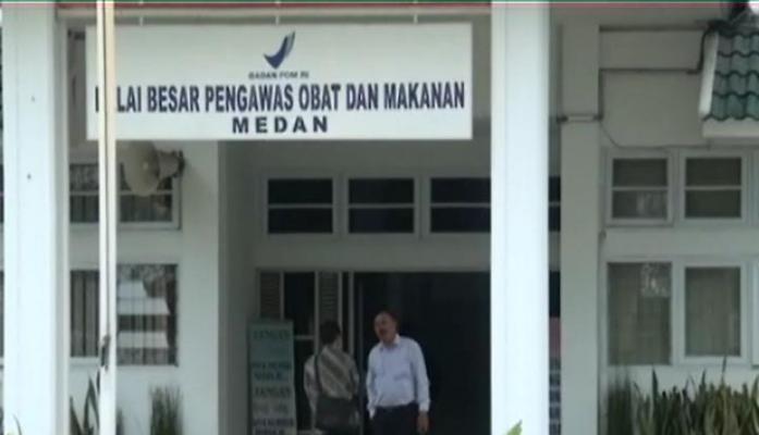 Selama Ramadhan, BBPOM Medan Lakukan Pengawasan Produk Makanan di Lima Wilayah di Sumut