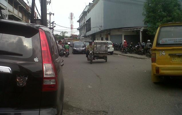 Tarif Parkir di Jalan Pemuda dan Mangkubumi Tak Sesuai Perda
