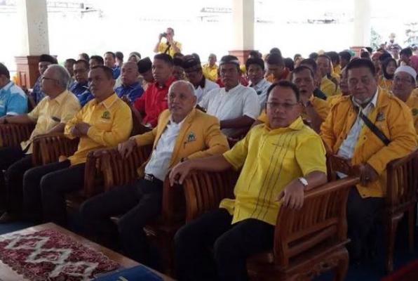 Walikota Binjai Buka Pelaksanaan Musda ke-IX Partai Golkar