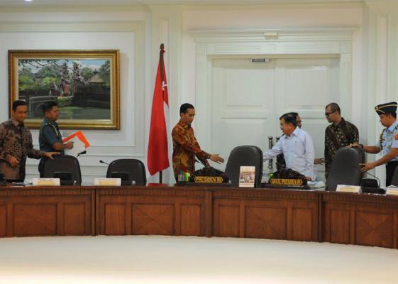 Presiden Instruksikan Kebutuhan Pengungsi Sinabung Dipenuhi