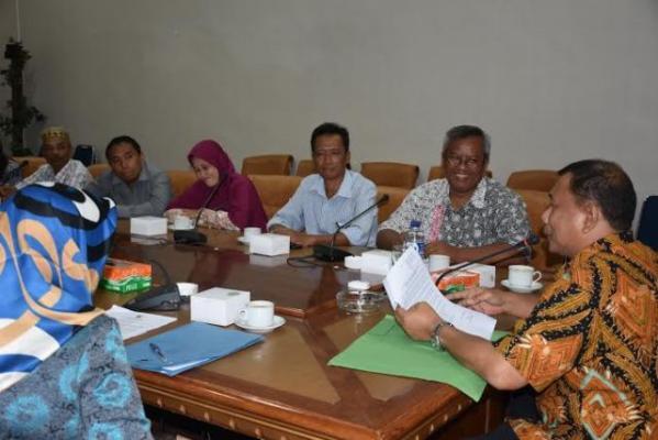 Bupati Deli Serdang Terima Audiensi Komisi Penyuluhan Pertanian, Perikanan dan Kehutanan