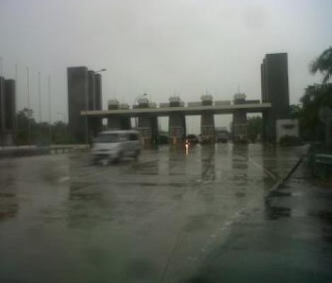 Hujan di Deli Serdang Berpeluang Ganggu Penerbangan di Bandara Kuala Namu