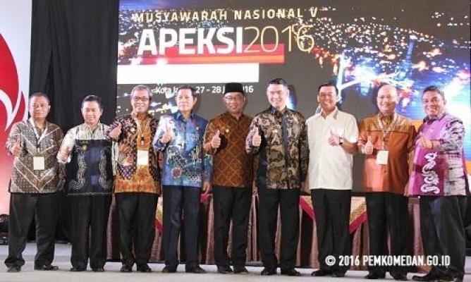 Medan dan Bandung Jalin Kerjasama Jaringan Lintas Perkotaan