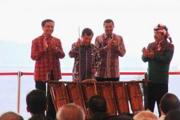 Musyawarah Masyarakat Adat Batak 2016 Resmi Dibuka Wapres