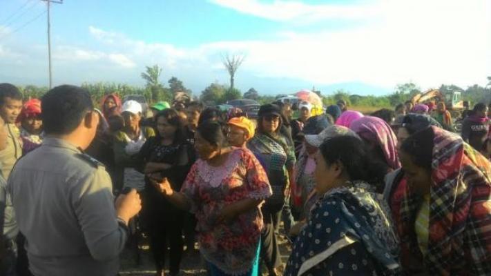 Pemda Tanah Karo Diminta Tegas Selesaikan Masalah Relokasi Pengungsi
